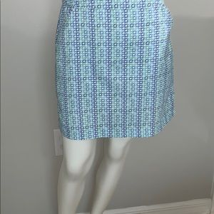 CORAL BAY Golf Skirt with Skort Lining  - Size 4